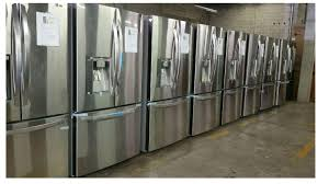 glass door refrigerator for sale 31 cu ft stainless steel refrigerator st louis appliance outlet
