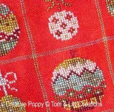 tom ornaments cross stitch