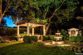 romantic nuance decorating courtyards and garden with amazing