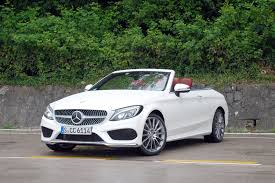 convertible mercedes 2017 mercedes benz c class cabriolet first drive review