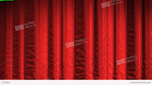 Curtains On A Stage Falling Curtain On A Green Background Stock Animation 8729909