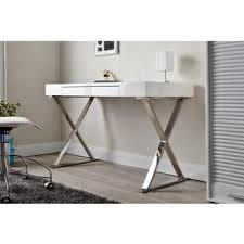 bureau blanc design bureau design blanc laqu amovible max cool bureau design virgule