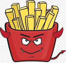 animation cuisine fries fast food cuisine animation clip fries png