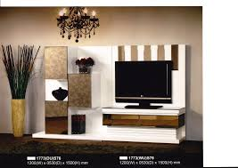 homecraft tv wall cabinet with display shelves drawers and doors