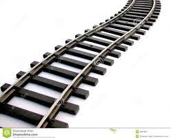 rail track royalty free stock image image 8384056