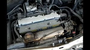 engine fault vauxhall meriva youtube