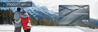 Bank Of America Business Card Services Bank Of America U0027s New Premium Travel Rewards Card Offers Up To A