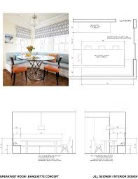 home design delightful kitchen nook dimensions s natural home