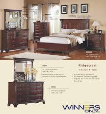 American Woodcraft Furniture Low Prices U2022 Winners Only Ridgecrest Bedroom Furniture U2022 Al U0027s