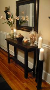 Entryway Table Decor by 113 Best Console Table Decor Images On Pinterest Home Wood And