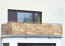 satellitenschã ssel halterung balkon de wenko balkonumspannung sichtschutz mauer