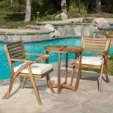 outdoor 3 piece patio dining sets