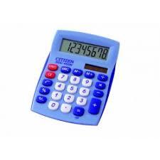 calculatrice bureau calculatrice de poche citizen lc 210n noir busci