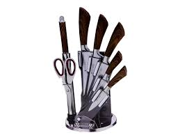 knife sets u003eimperial collection stainless steel knife set 8 pieces