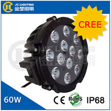 new products 2015 5000 lumens cree 60w led work light 7 inch