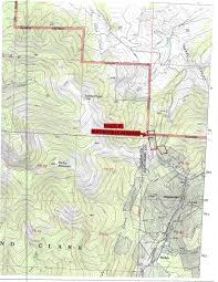 Montana Topographic Map by Hughesville Acreage Little Belt Mountains Montana Montana Farm