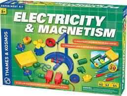 amazon com thames u0026 kosmos electricity and magnetism toys u0026 games