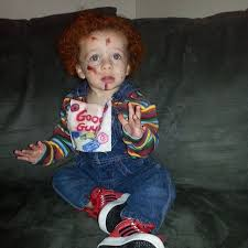 chucky costume toddler kids chucky costume pictures to pin on