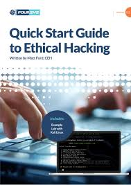 ethical hacking guide infosec