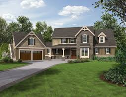 House Plan 1761 Square Feet 57 Ft Traditional Home With Detached Apartment Studio 69610am