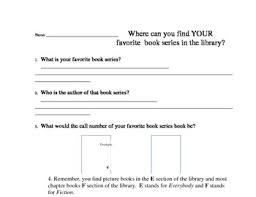 free library skills worksheets resources u0026 lesson plans teachers
