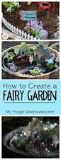 Fairy Garden Craft Ideas - this whimsical pond would be a delightful addition to any indoor