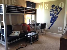 Best Kids Football  Sports Themed Bedrooms Images On - Kids football room