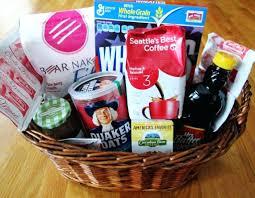breakfast gift basket breakfast gift baskets srcncmachining