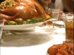 thanksgiving dinner trending gifs