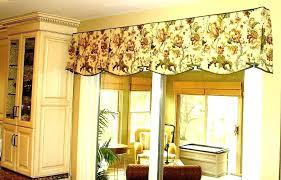 kitchen bay window curtain ideas bay window valance ideas bay window window treatments small