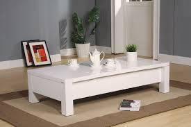 coffee tables dazzling compact high gloss white black coffee
