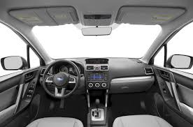 white subaru forester interior new 2017 subaru forester price photos reviews safety ratings