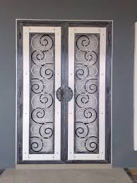 Door Grill Design Sliding Iron Doors Ideas Design Pics U0026 Examples Sneadsferry