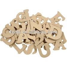 unfinished wood cutouts mdf letters and number buy mdf letters