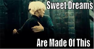 Draco Memes - draco voldemort hug know your meme