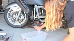 07 suzuki burgman 400 coolant change youtube