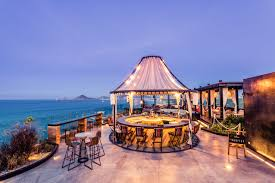 Los Patios Cabo San Lucas by Cabo San Lucas Bars The Cape The Rooftop Rooftop Bar