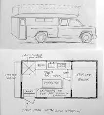 nissan titan pop up camper dream camper floor plan contest part 2