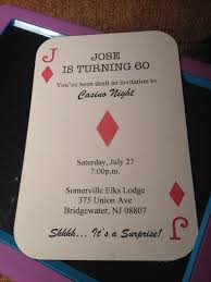 turning 60 party ideas best 25 card party ideas on casino card casino
