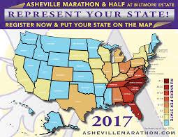 All Fifty States 50 Marathons In All 50 States Asheville Marathon