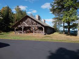 biggest log cabin in the world u0027 is most expensive home in michigan