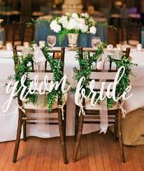 wedding chair signs total guide to wedding signs decor wedding forward