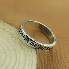 nerdy wedding rings nightmare ring handmade simply meant to be nerdy engagement
