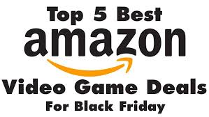 black friday amazon deals 2014 top 5 best black friday video games deals on amazon today