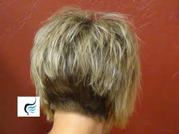 front and back views of chopped hair short stacked and short straight hairstyles our most liked