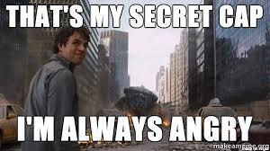 Secret Meme - avengers that s my secret meme on imgur