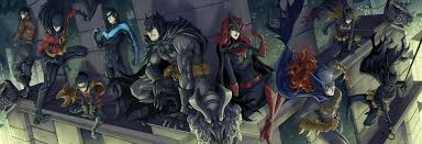 batman of the family quite possibly the most badass family in fiction batman