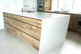 cuisine en bois naturel cuisine en bois naturel facade meuble cuisine bois brut