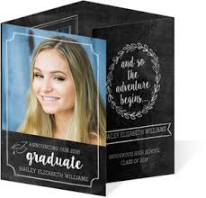 tri fold graduation announcements cheap graduation announcements cheap graduation invitations