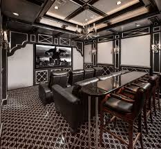 custom home theaters los gatos theater for a traditional home theater with a beverly